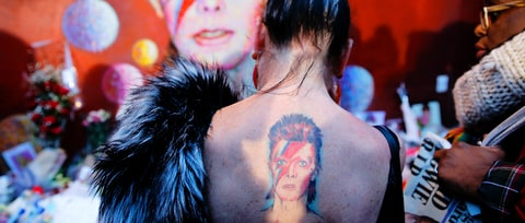 Best, Worst and Wildest Music-Inspired Tattoos