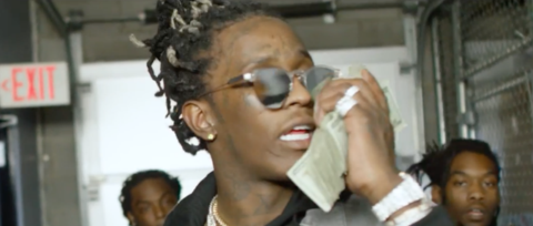 Watch Young Thug Play Dice, Flaunt Cash in 'Guwop' Video