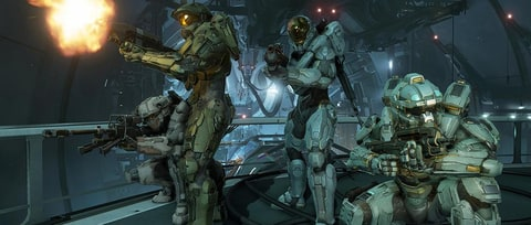 Here's All The Changes Coming to 'Halo 5,' 'Halo Wars 2' and 'The Master Chief Collection'