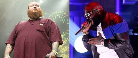Hear Action Bronson, Rick Ross' Soothing New Song '9-24-7000'
