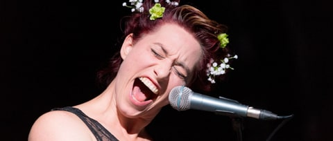 Amanda Palmer, Edward Ka-Spel Announce New Album 'I Can Spin a Rainbow'