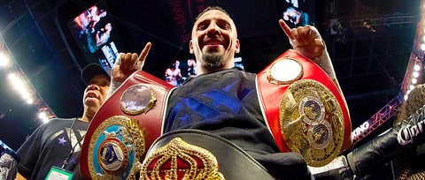 Andre Ward, Olympic Medalist and Boxing Champion, Announces Retirement