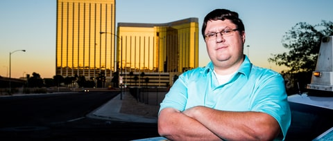 Las Vegas Cab Driver on How City is Surviving