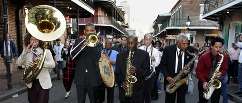 Preservation Hall Jazz Band Plot Cuban-Inspired LP 'So It Is'