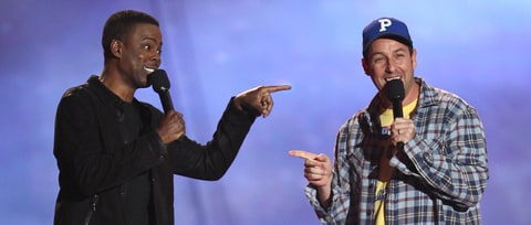 Chris Rock, Adam Sandler to Star in Netflix Wedding Comedy 'The Week Of'