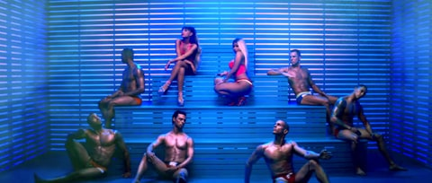 Watch Ariana Grande, Nicki Minaj Work Out in Steamy 'Side to Side' Video