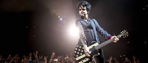 A Backstage Conversation With Green Day