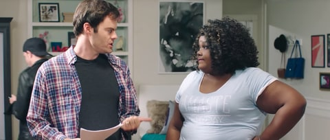 Watch Bill Hader, Nicole Byer Spoof Millennial-Baiting Political Ads