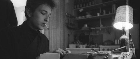 Why Bob Dylan Is a Literary Genius