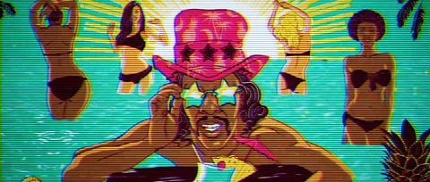 Watch Bootsy Collins' Colorful, Animated 'Ladies' Nite' Video