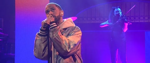 Watch Big Sean Debut Soulful 'Sunday Morning Jetpack' on 'SNL'