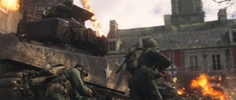 How 'Call of Duty WWII' is Channeling 'World of Warcraft' and Focusing on Teamwork