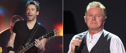 Hear Nickelback's Unique Cover of Don Henley's 'Dirty Laundry'