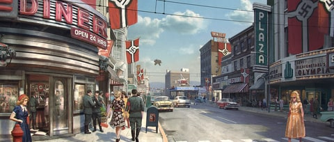 Two Hours With 'Wolfenstein II: The New Colossus' Delivers Insight Into an Amazing Game