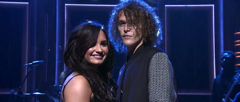 Watch Demi Lovato Belt 'No Promises' With Cheat Codes on 'Fallon'