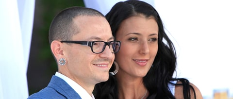 Chester Bennington's Widow: 'Now He Is Pain-Free'