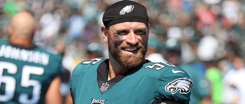 Philadelphia Eagles' Chris Long to Donate Entire Salary This Season to Charity