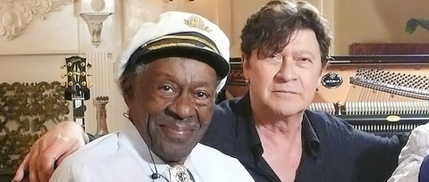 Robbie Robertson Remembers 'Original Guitar God' Chuck Berry