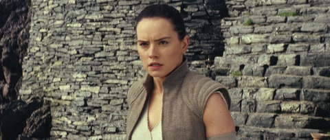 Daisy Ridley: 'The Last Jedi' Interview