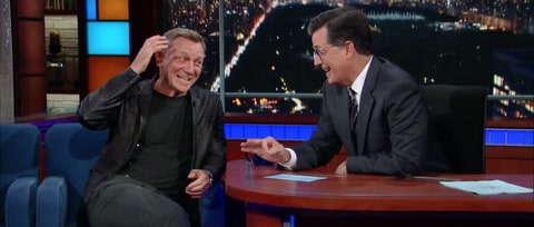 Watch Daniel Craig Confirm James Bond Return on 'Colbert'