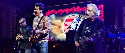 See Dead & Company's Buoyant 'Jack Straw' on 'Colbert'