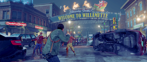 Review: With 'Dead Rising 4,' We've Reached Peak Zombie