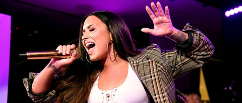 Demi Lovato Embraces the Dance Floor on New Song 'Sexy Dirty Love'