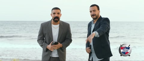 Watch French Montana, Drake's Festive 'No Shopping' Video