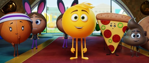 'The Emoji Movie' Review: What's the Emoji for Corporate Pandering?