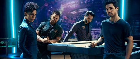 Why 'The Expanse' Is the Best Sci-FI TV Show You're Not Watching