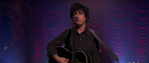 See Billie Joe Armstrong's Intimate 'Ordinary World' on 'Fallon'