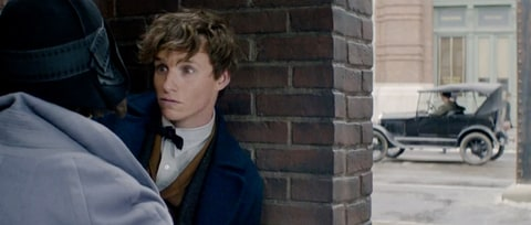 Watch Eddie Redmayne in Mayhem-Filled 'Fantastic Beasts' Trailer