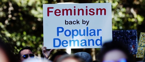 'Feminism' Is Merriam-Webster's 2017 Word of the Year