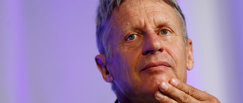 How Are Gary Johnson Voters Feeling After His 'Aleppo Moment'?