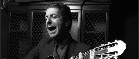 Flashback: Leonard Cohen Stuns With 'Chelsea Hotel #2' in 1985