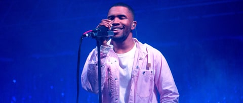 On the Charts: Frank Ocean's 'Blonde' Soars to Number One