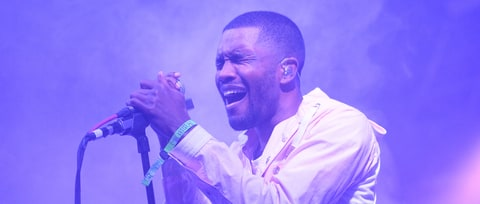 Hear Frank Ocean's Mellow New Song 'Lens'