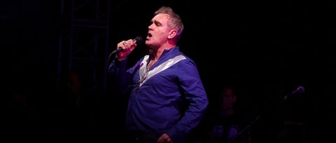 Morrissey Cancels Remainder of U.S. Tour, Blames Mismanagement