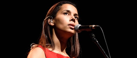 Hear Rhiannon Giddens' Rousing Staples Singers Cover