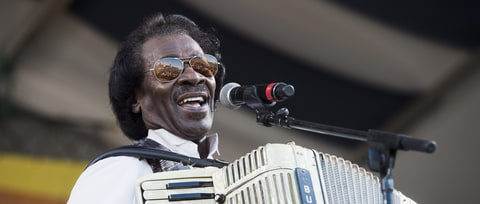 Buckwheat Zydeco, Famed Bandleader and Accordionist, Dead at 68