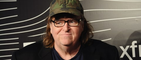 Michael Moore to Help Lead Trump Inauguration Protest