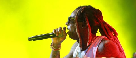 Lil Wayne Cuts Short Weed-Themed California Concert After 10 Minutes