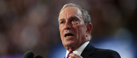 Watch Michael Bloomberg on Trump at DNC: 'I Know a Con When I See One'