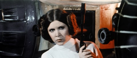 'Star Wars' Producers Deny Carrie Fisher CGI Rumors