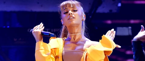 Ariana Grande on Possible Country Crossover: 'Gotta Make That Happen'