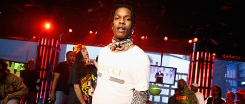 A$AP Rocky Plots Too Cozy Tour With A$AP Mob, Unveils 'RAF' Video