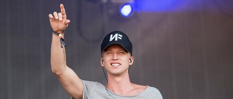 On the Charts: Rapper NF Grabs First Number One With 'Perception'
