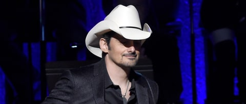 Brad Paisley Hints at Randy Travis Tribute on CMA Awards