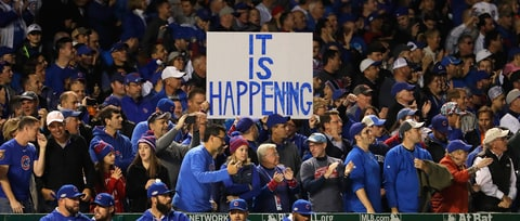 Chicago Cubs in World Series for First Time Since 1945
