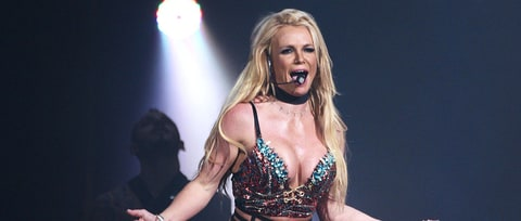 Watch Britney Spears Cover Bonnie Raitt's 'Something to Talk About'